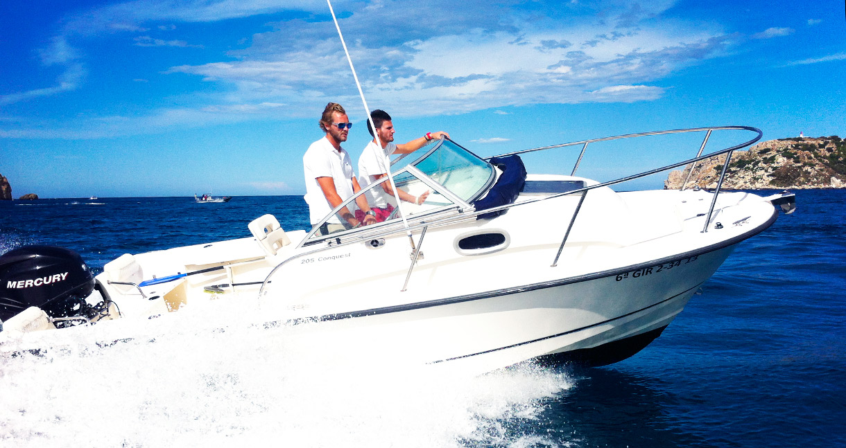 Boat Hire Estartit