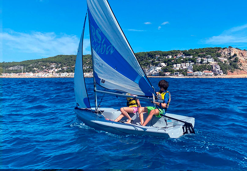 Sailing courses Estartit