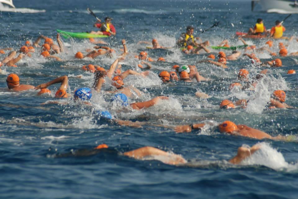 Travessia Illes Medes Estartit 2014