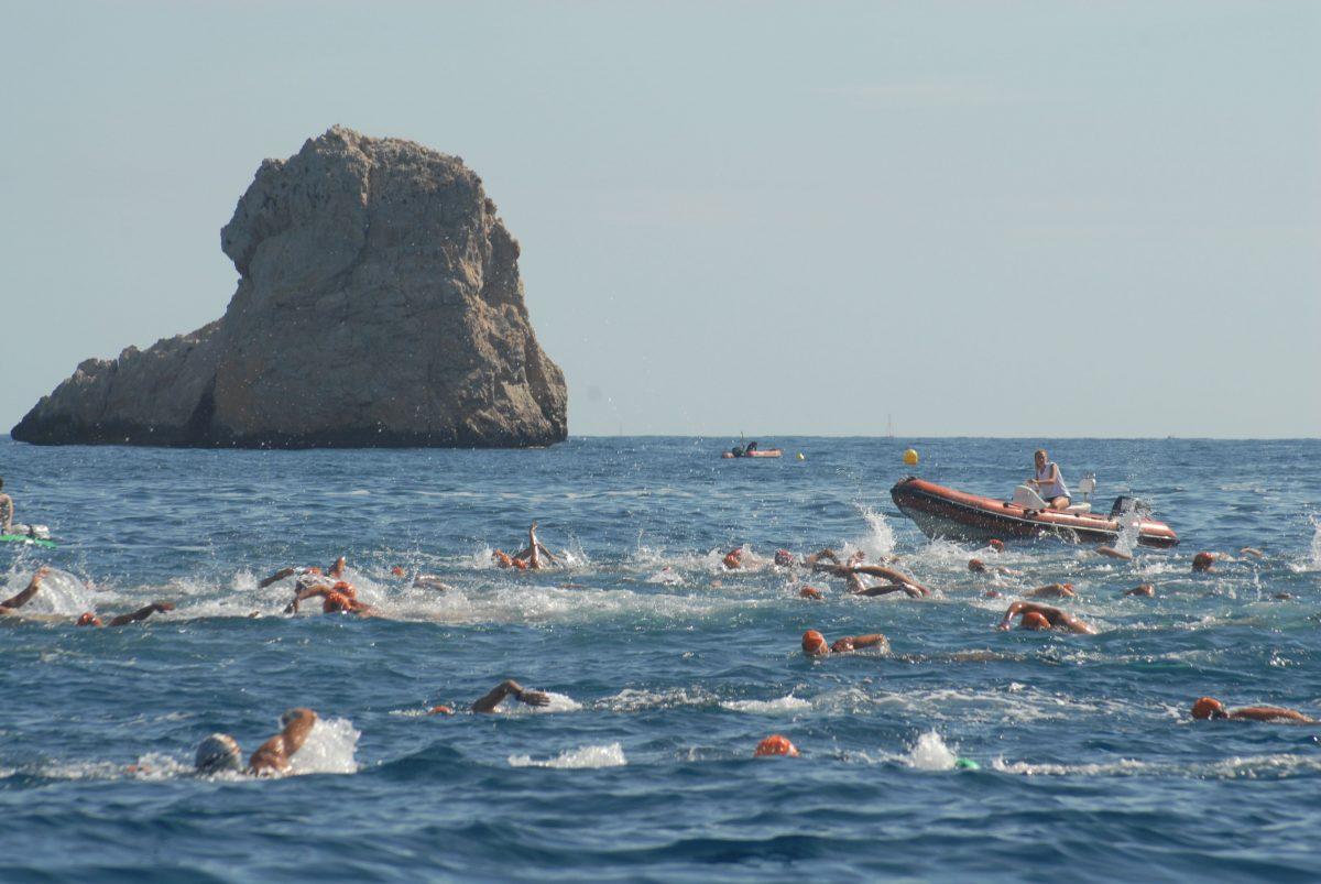 Travessia Estartit Illes Medes 2015