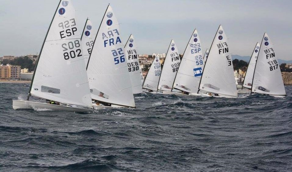 campionat catalunya vela classe europa