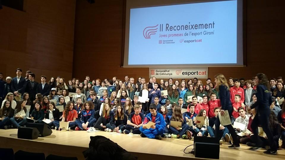 lluisa puig premi joves promeses esport gironi 2015
