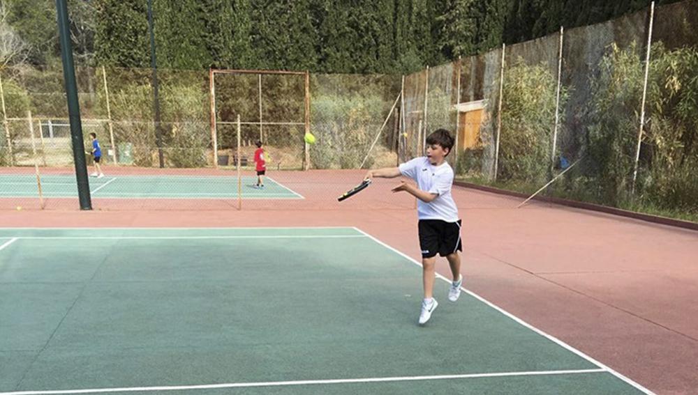 tennis benjami blanes mes que un esport