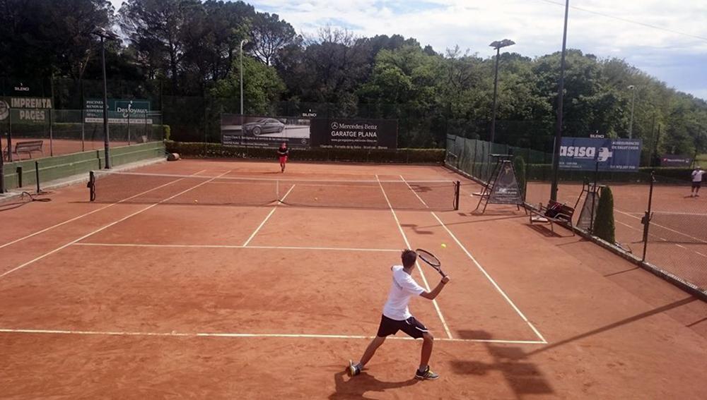 equips de competicio cadets de tennis club