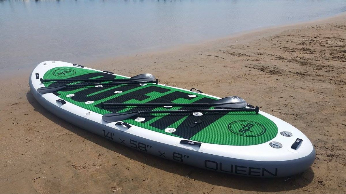 queensup paddle surf