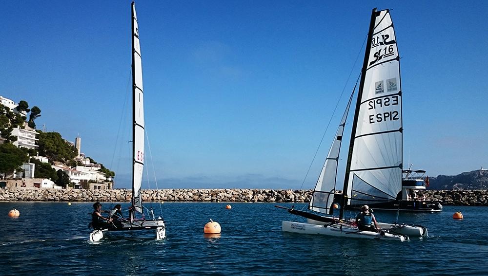 04 Regata MedesCat - Classe Catamarans