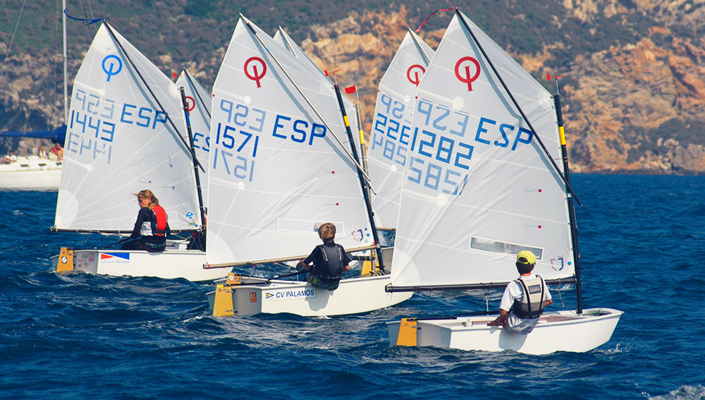 06-Regata-Illes-Medes---Classes-Optimist-i-Europa