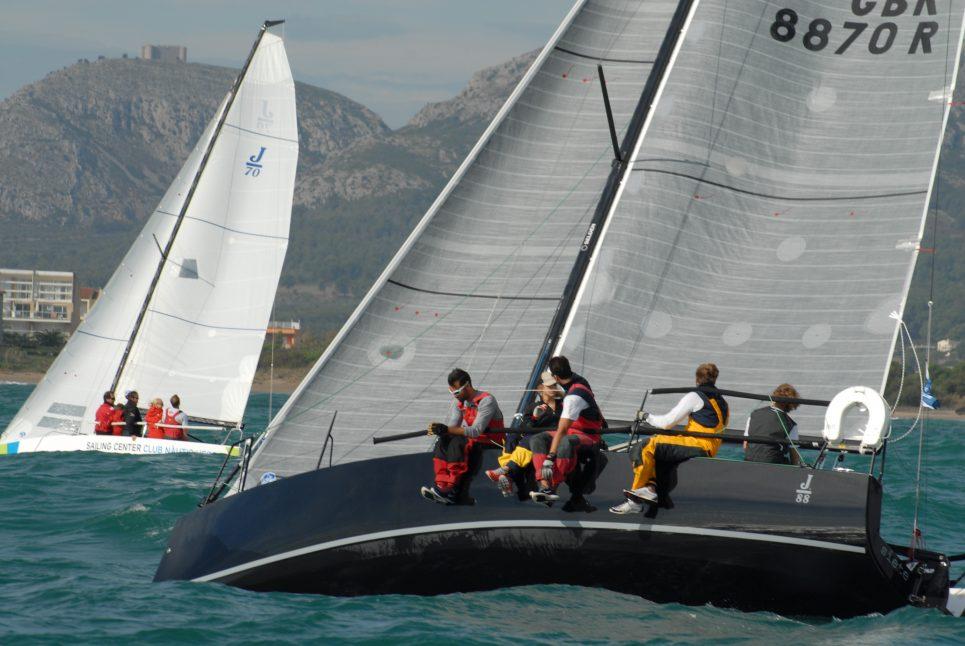 Trofeu Interclubs embarcació siete creuer