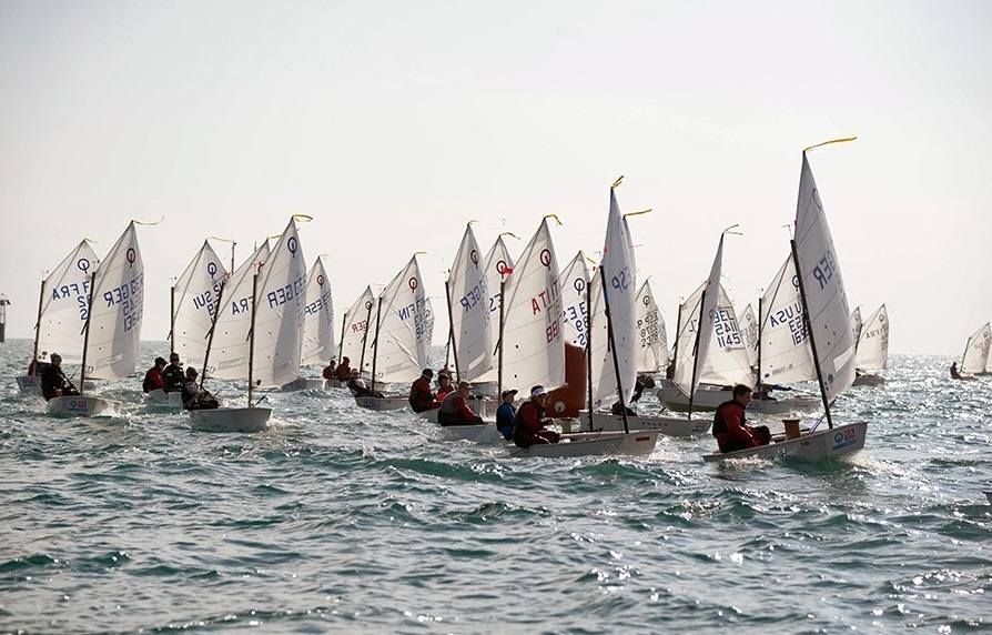 VILA PALAMOS OPTIMIST TROPHY