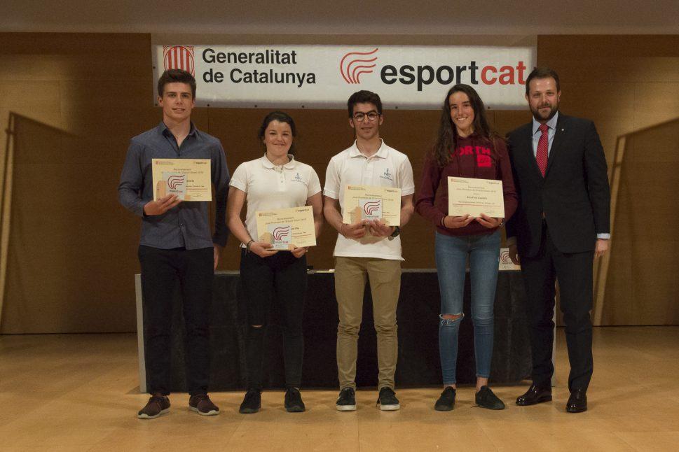 premi joves promeses esport gironi