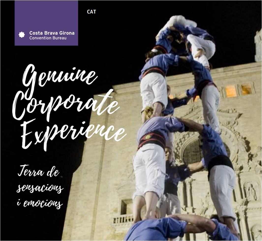 genuine corporate experience 2017