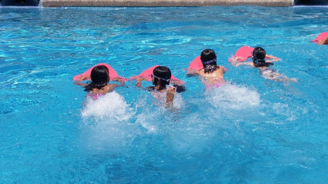 multiesportiva natació