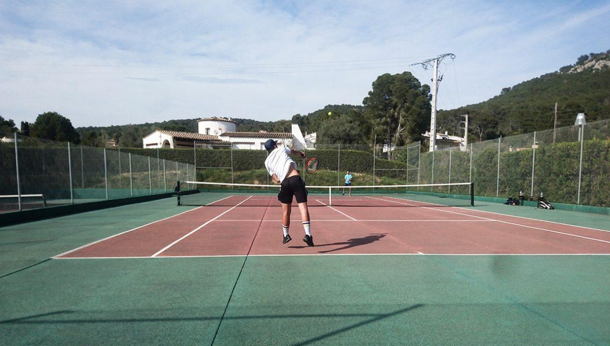 tennis estartit