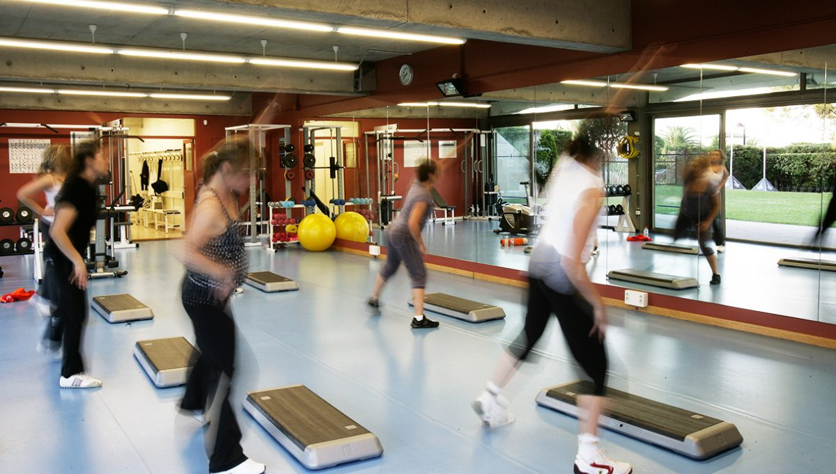 Fitness a l'Estartit - Costa Brava