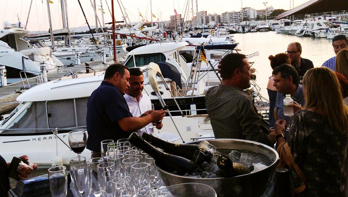 Celebracions i reunions a l'Estartit - Costa Brava 00