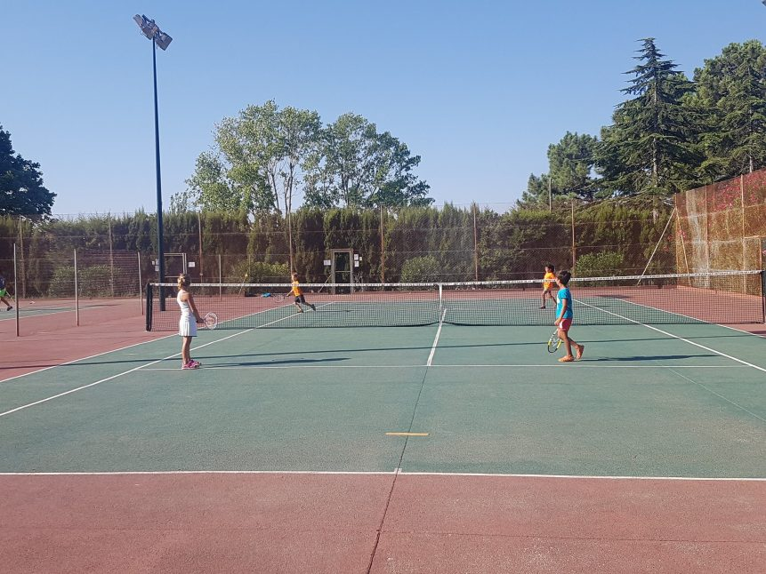 Open Tennis Dobles
