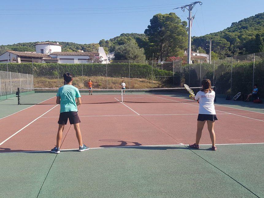 Open Tennis dobles