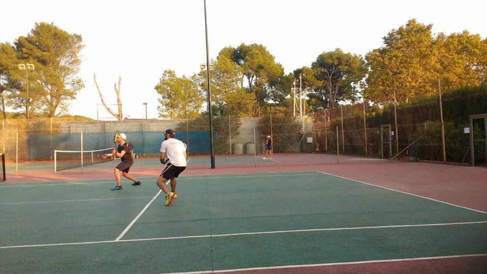 Liga Catalana de Tenis - Equipo Absoluto
