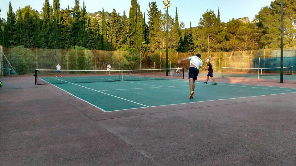 Lliga Catalana de Tennis - Equip Absolut