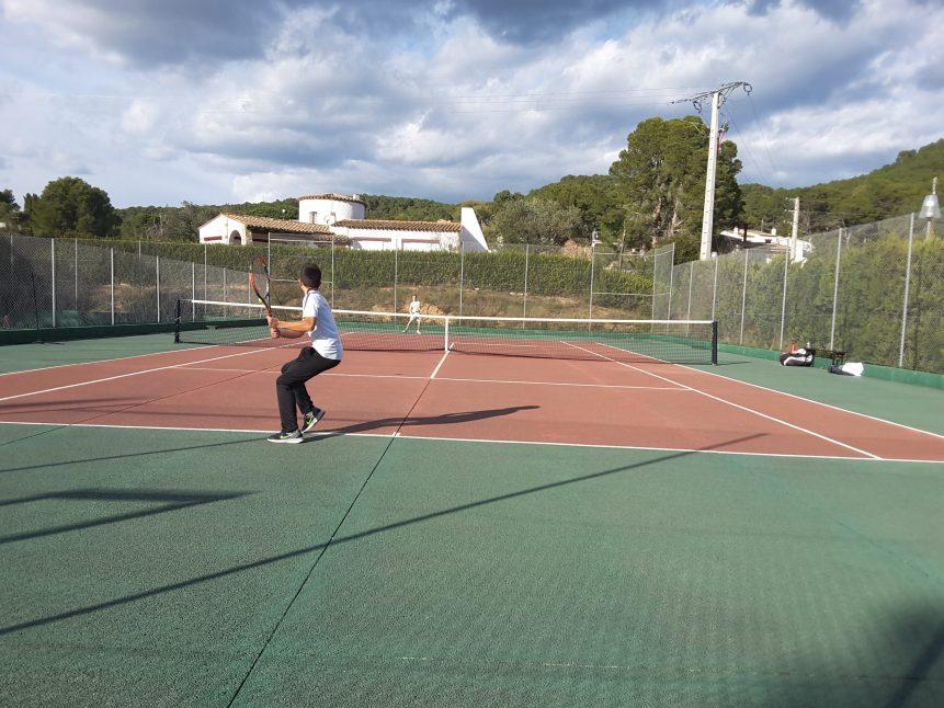 lliga catalana juvenil cadet