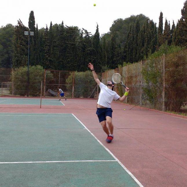 lliga catalana de tennis absolut