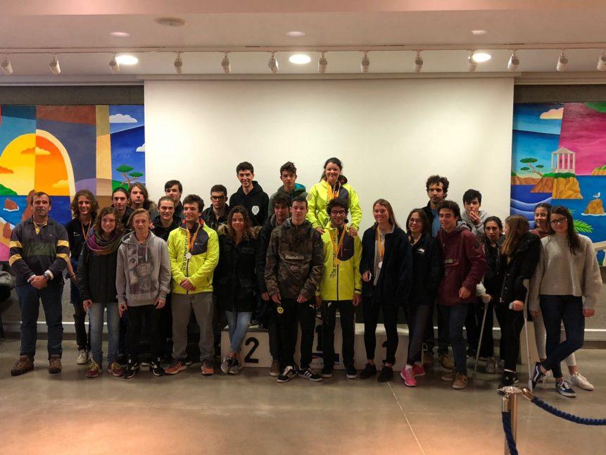 regatistes_campionat_catalunya_classe_europa_portdaro