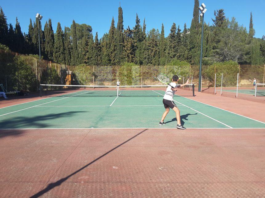 lliga catalana de tennis cadet