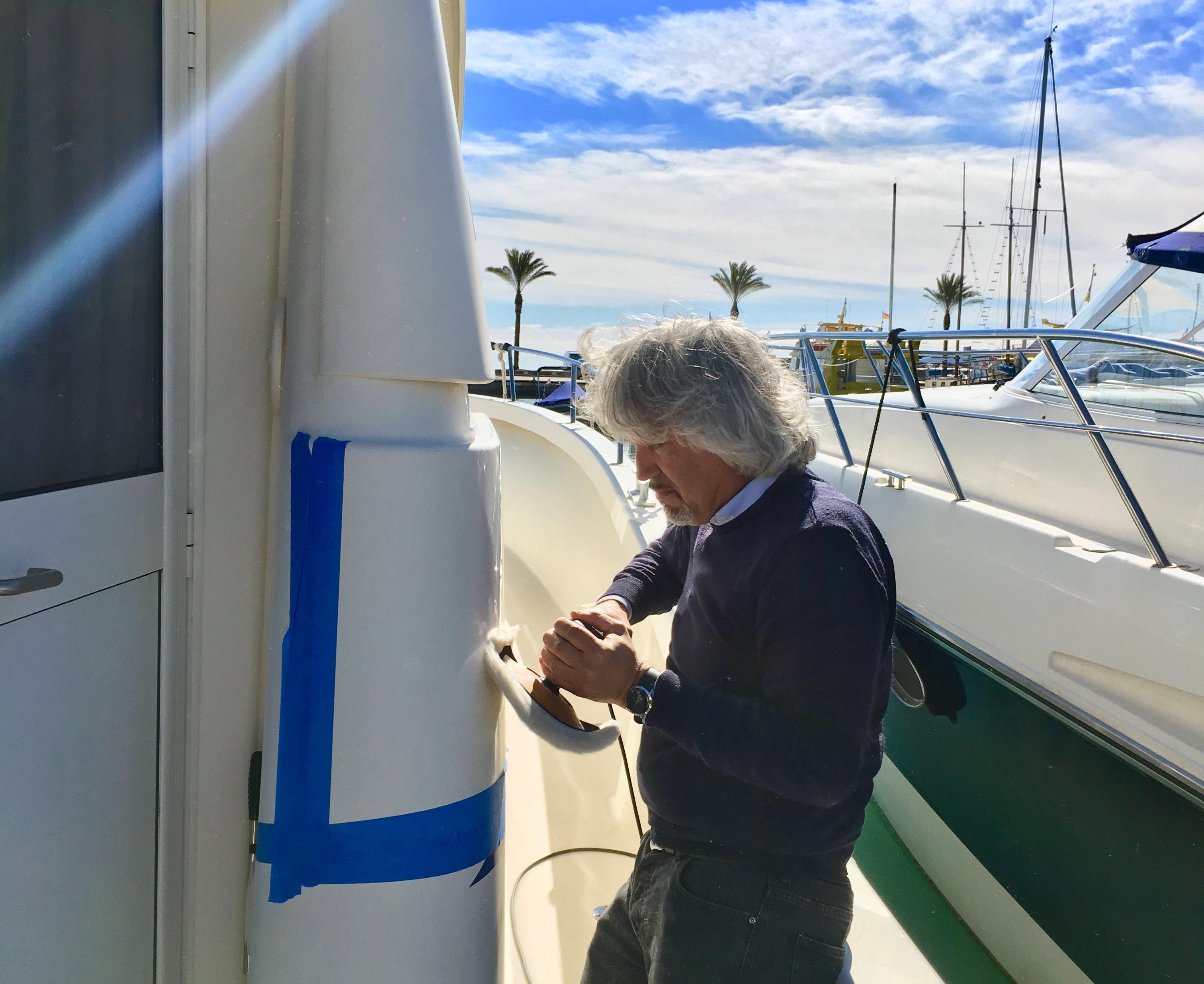 neteja embarcacions