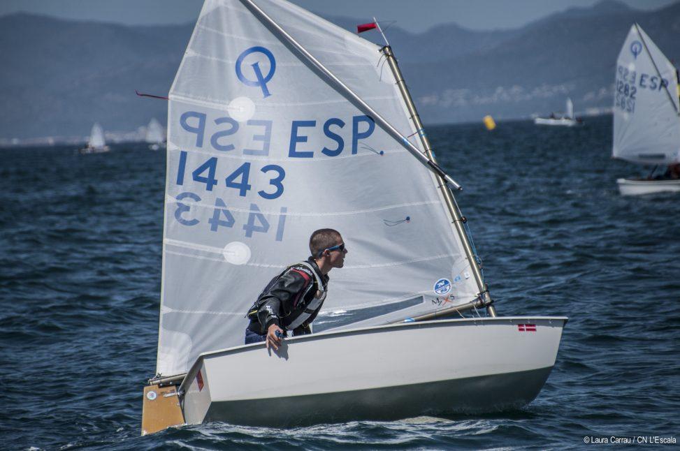 Campionat_catalunya_classe_optimist_matteo_galindo