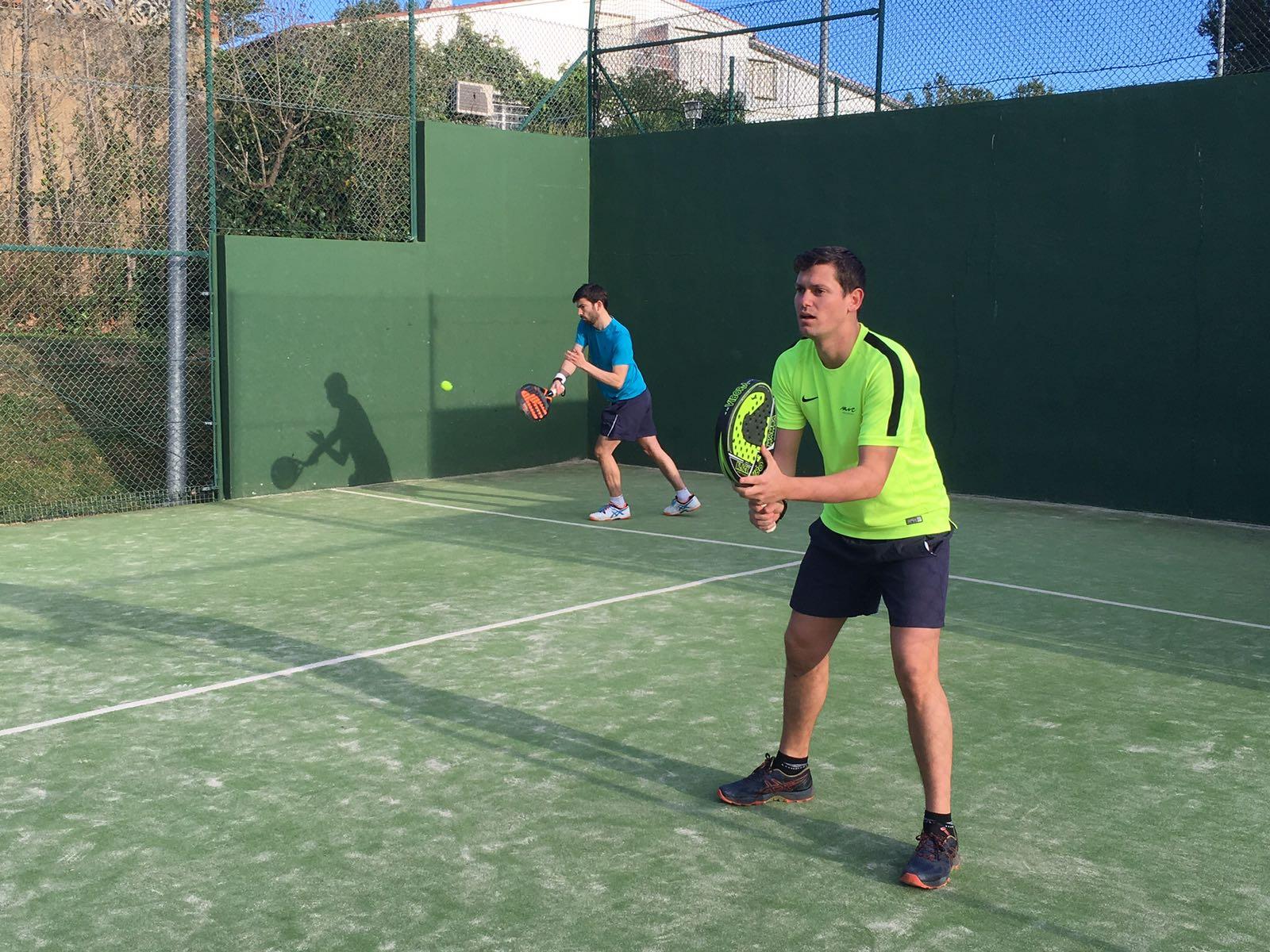 lliga catalana padel equip b
