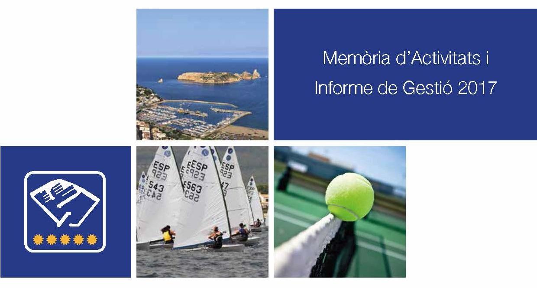 Memoria activitats i informe de gestio 2017 1