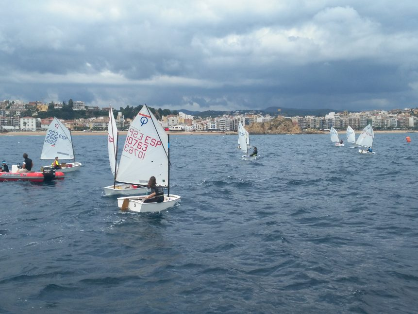 regata_vila_blanes_optimist