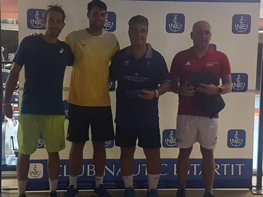 Finalistes Open Tennis i Pàdel