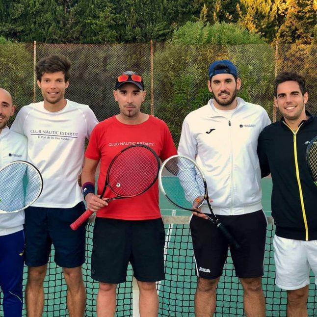 V lliga Catalana de Tennis