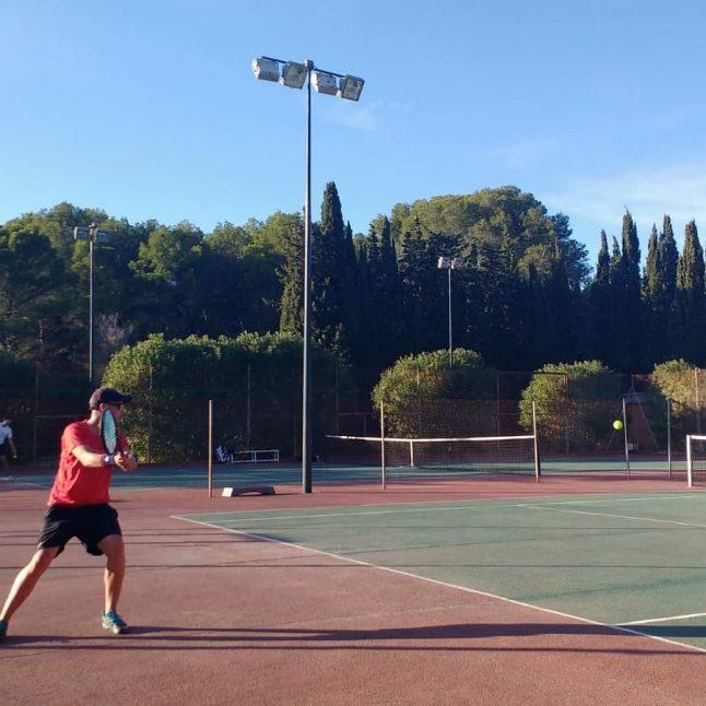 V LLiga Ctalana de Tennis