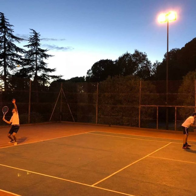 LLiga Catalana de Tennis
