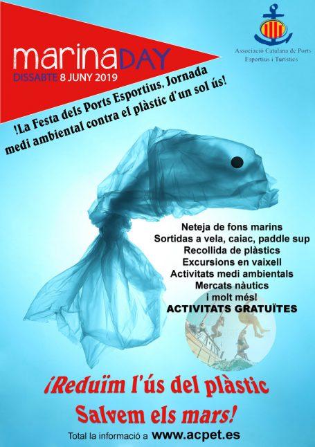 cartell marina day 2019